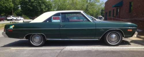 1974 Greensboro NC