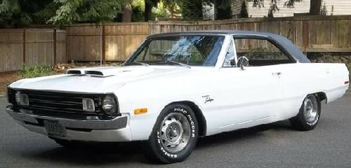 1972 Dodge Dart Swinger Mopar Motor For Sale in Tacoma