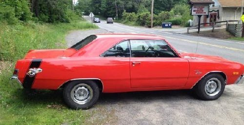 Craigslist Pa Poconos >> 1975 Dodge Dart Swinger High Performance 440 Mopar For Sale In