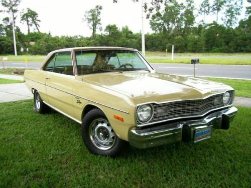 1973 Dodge Dart Swinger 318 V-8 Auto For Sale in Spring ...