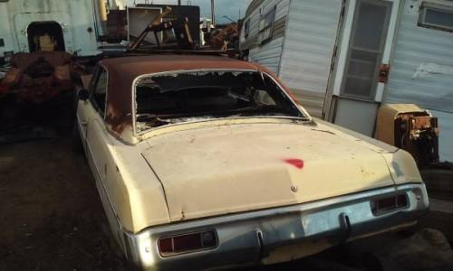 1970 Dodge Dart Swinger 3-Spd TorqueFlite Auto For Sale in ...