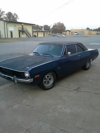 1972 Redfield AR