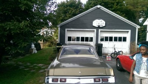 1972 Claremont NH