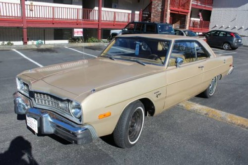 1976 dodge dart swinger 225 slant 6 auto trans for sale in. Black Bedroom Furniture Sets. Home Design Ideas