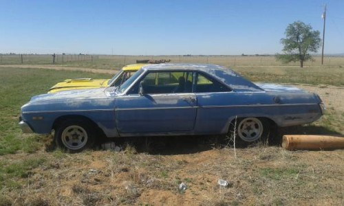 Moriarty (NM) United States  City new picture : 1973 Dodge Dart Swinger 2 Door Hardtop For Sale in Moriarty, NM