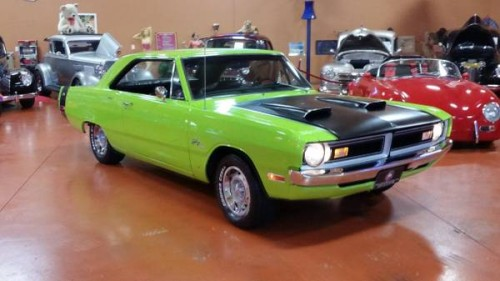 1971 Dodge Dart Swinger 2DR Hardtop 340 V8 For Sale in ...