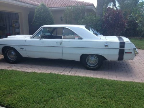 1971 dodge dart swinger 318 v8 auto for sale in fort myers fl. Cars Review. Best American Auto & Cars Review