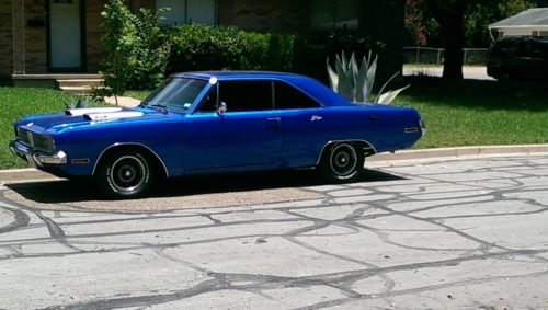 1970 Dodge Dart Swinger 318 V8 904 Automatic For Sale In Waco Tx